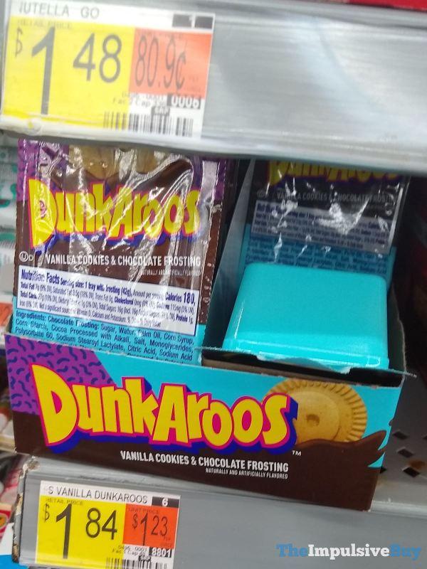 Chocolate Dunkaroos 2