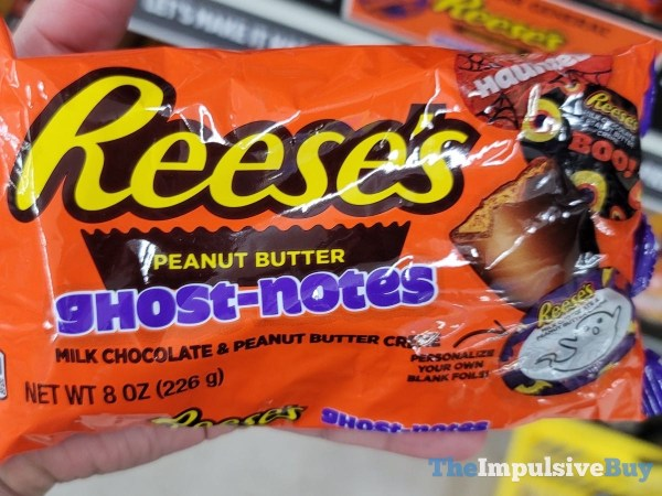 Reese s Peanut Butter Ghost Notes
