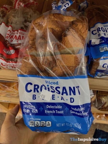 Sprouts Sliced Croissant Bread