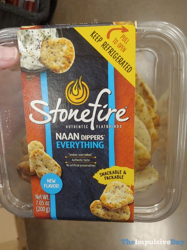 Stonefire Everything Naan Dippers