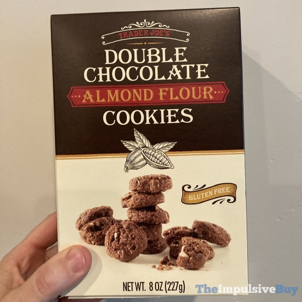 Trader Joe s Double Chocolate Almond Flour Cookies
