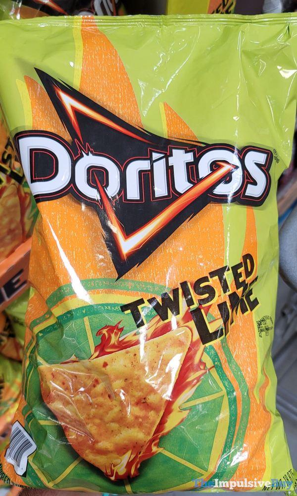 Twisted Lime Doritos  2021