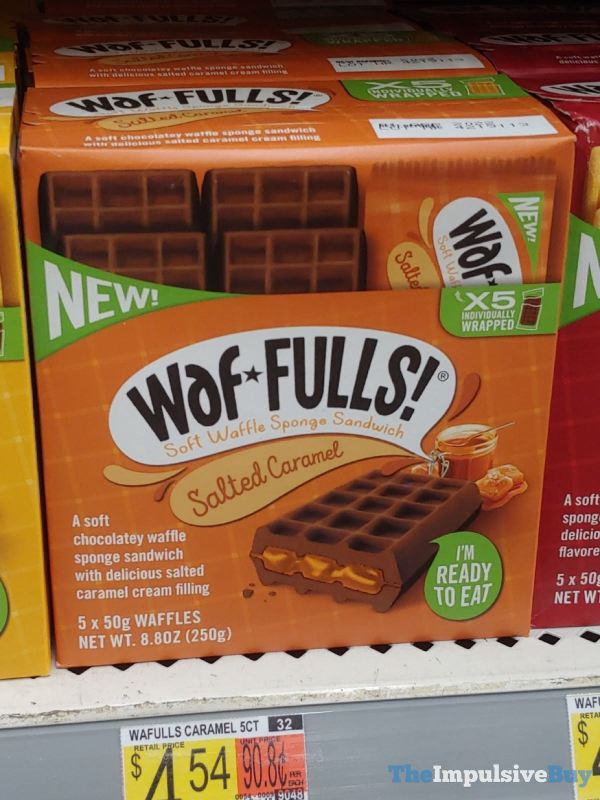 Waf FULLS Salted Caramel