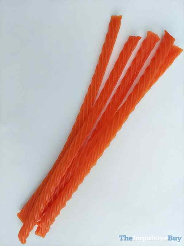 Candy Corn Red Vines Orange