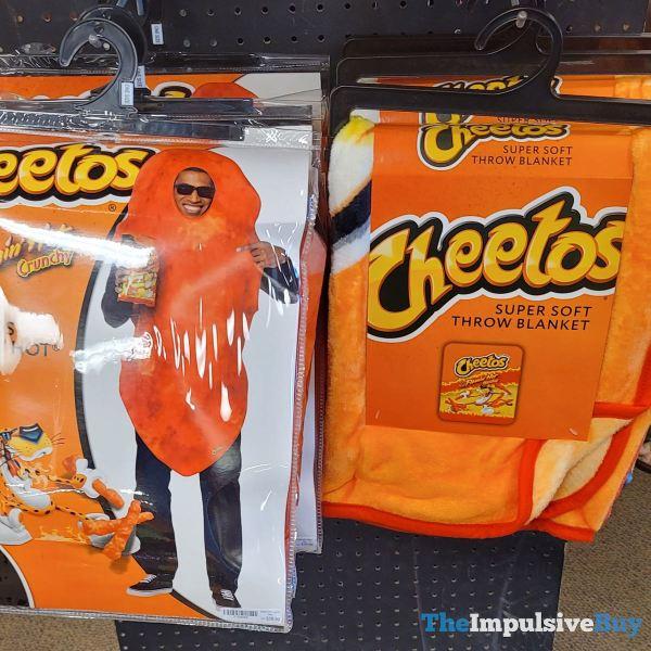 Cheetos Flamin Hot Crunchy Costume