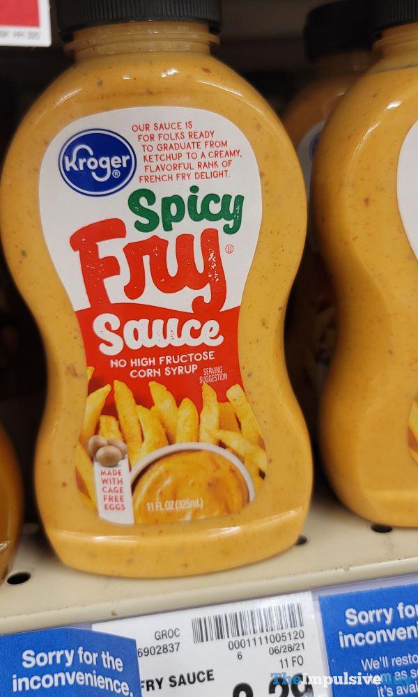 Kroger Spicy Fry Sauce