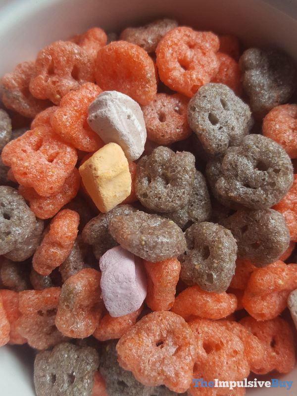 Monster Mash Cereal Closeup