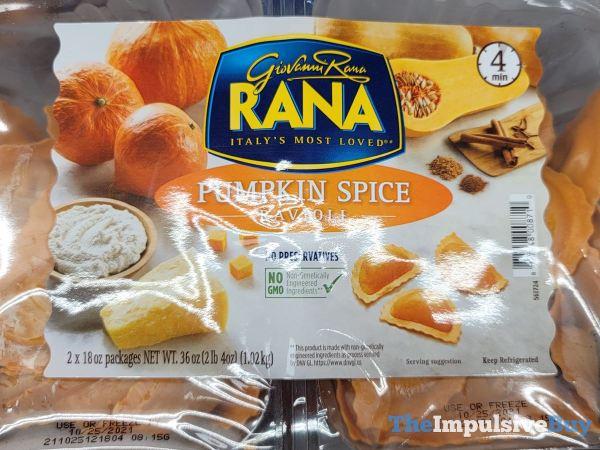 Rana Pumpkin Spice Ravioli