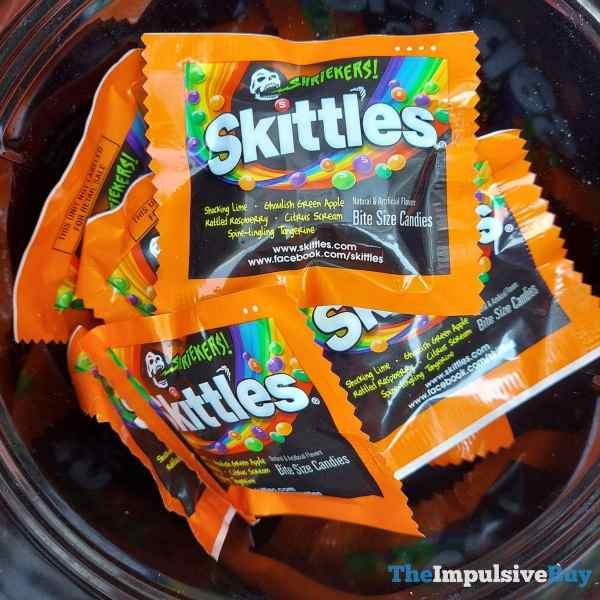 Skittles Shriekers Fun Size