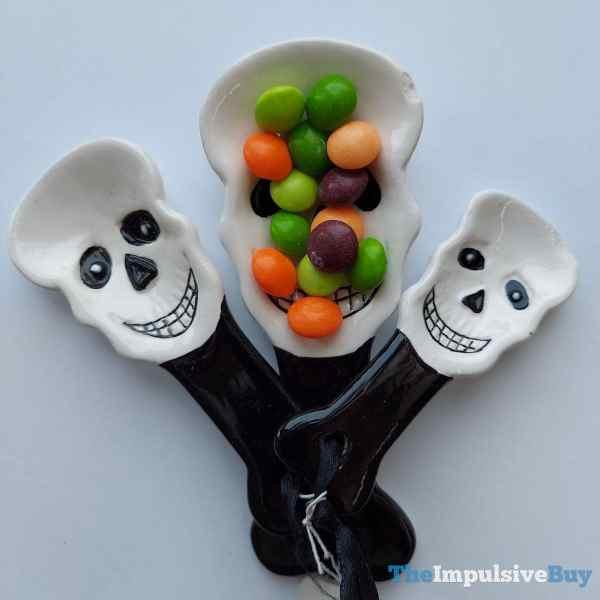 Skittles Shriekers Spoons