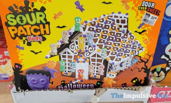 Sour Patch Kids Halloween House Kit