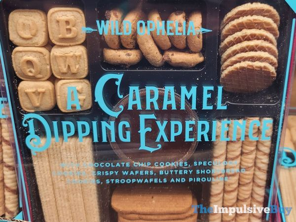 Wild Ophelia A Caramel Dipping Experience