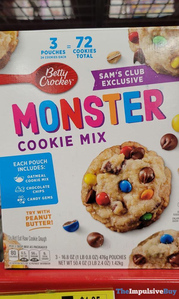 Betty Crocker Monster Cookie Mix