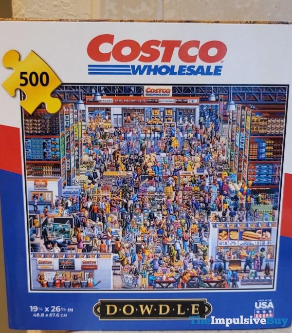 Costco Jigsaw Puzzle 500 Pieces