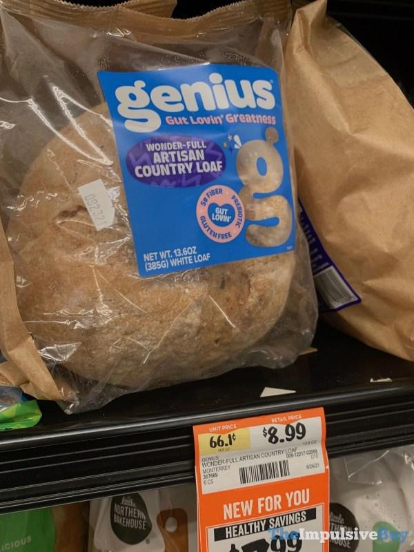 Genius Wonder Full Artisan Country Loaf