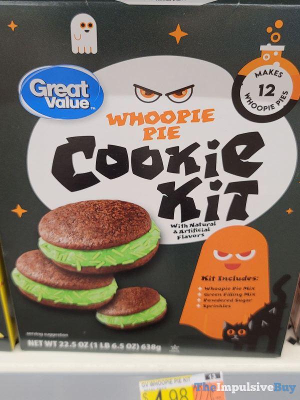 Great Value Whoopie Pie Cookie Kit