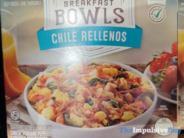 H E B Breakfast Bowls Chile Rellenos