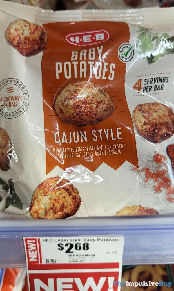 H E B Cajun Style Baby Potatoes