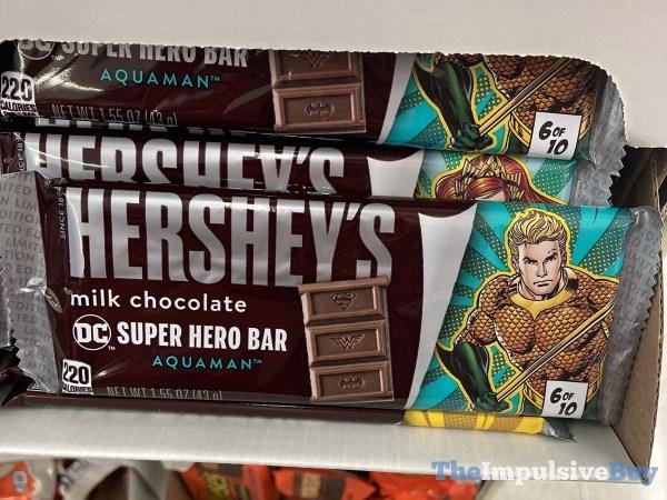 Hershey s Milk Chocolate DC Super Hero Bar Aquaman