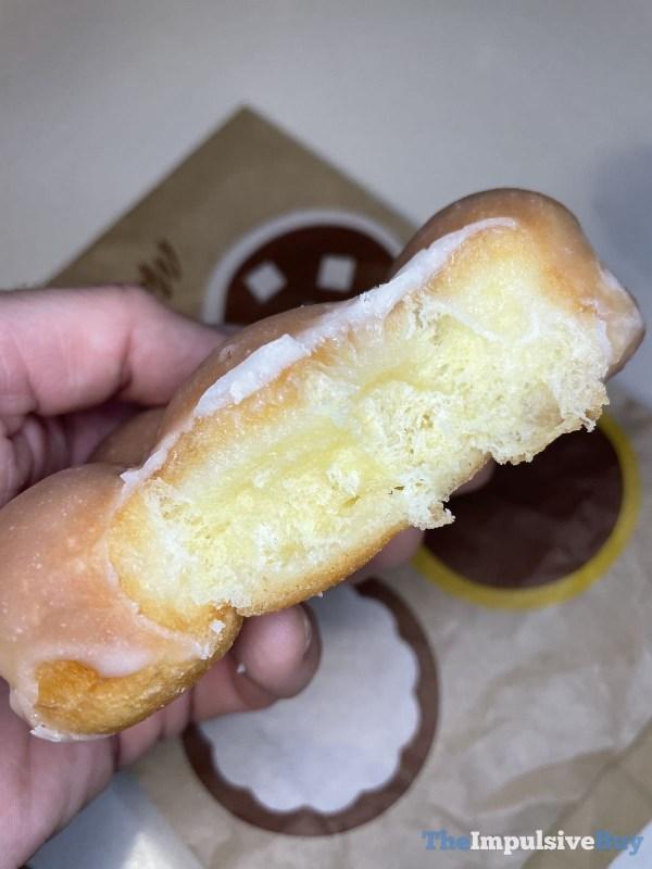 McDonald s Glazed Pull Apart Donut Innards