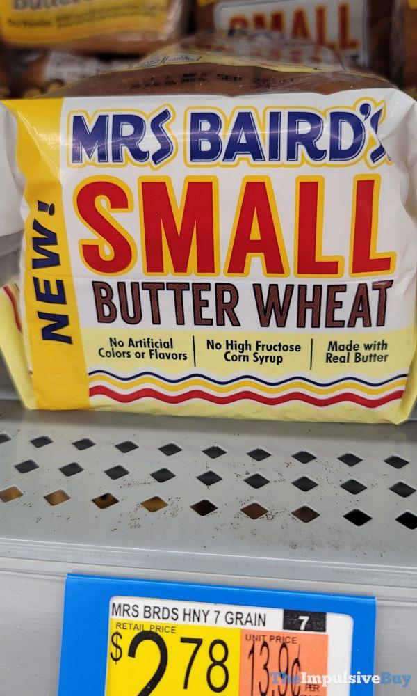 Mrs Baird s Small Butter Wheat