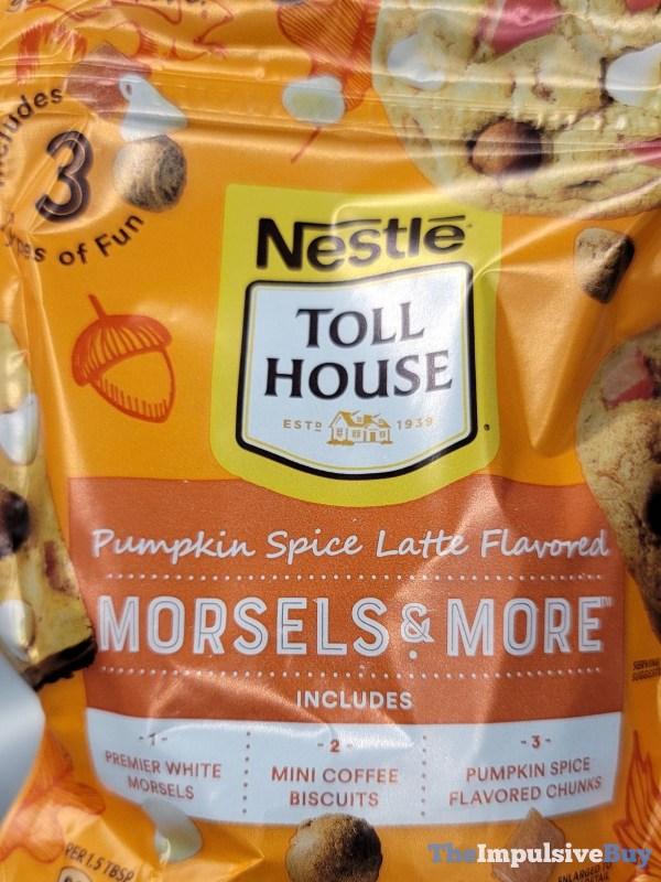 Nestle Toll House Pumpkin Spice Latte Morsels  More