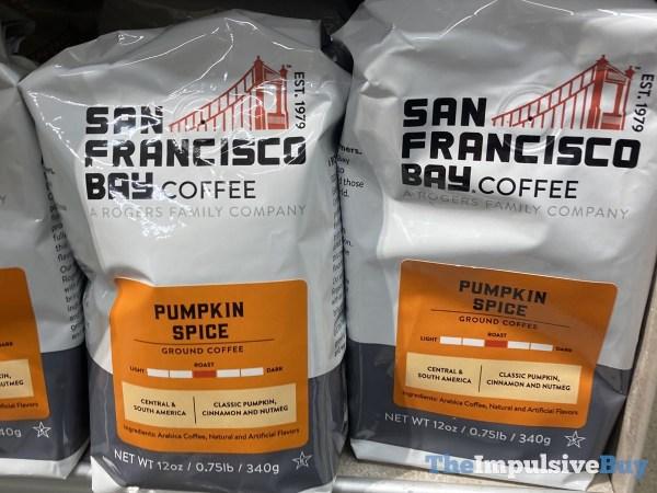San Francisco Bay Coffee Pumpkin Spice Ground Coffee