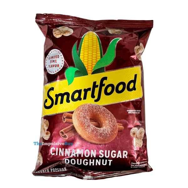 Smartfood Cinnamon Sugar Doughnut Popcorn Bag