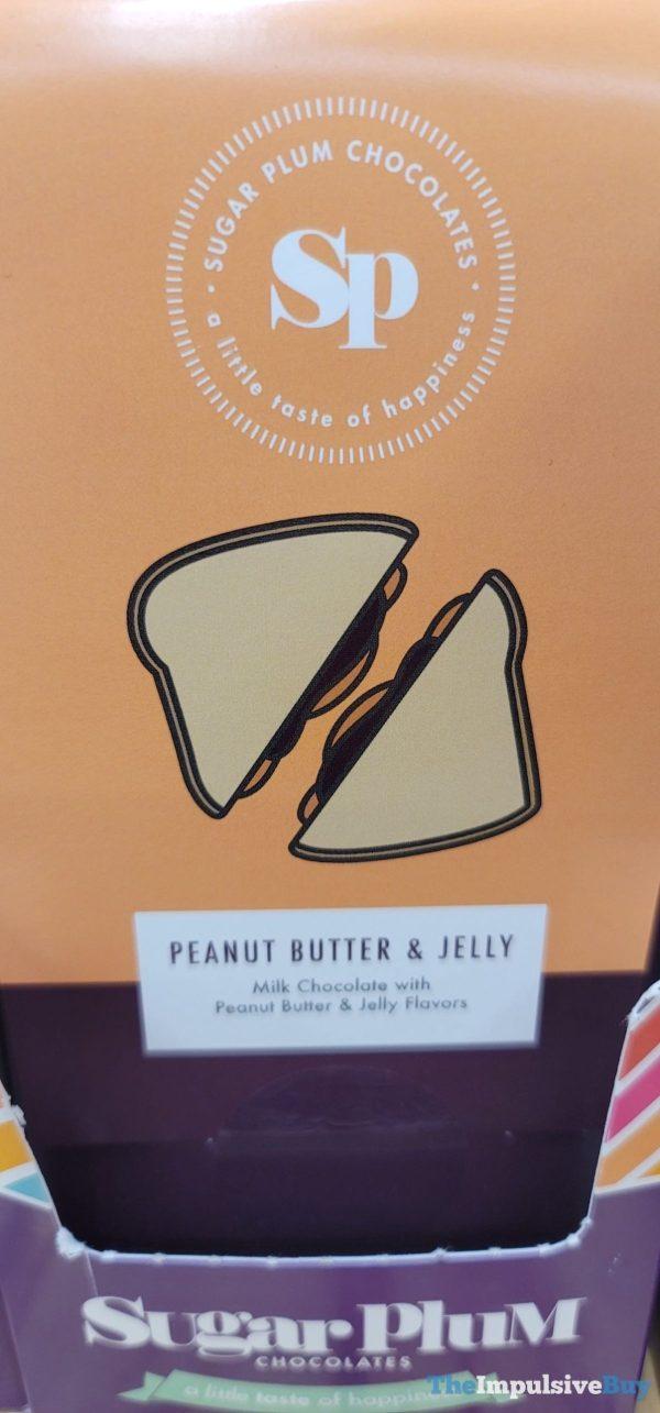 Sugar Plum Chocolates Peanut Butter  Jelly