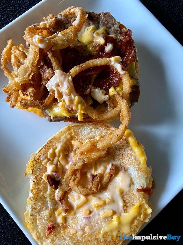 Wendy s Big Bacon Cheddar Cheeseburger  1