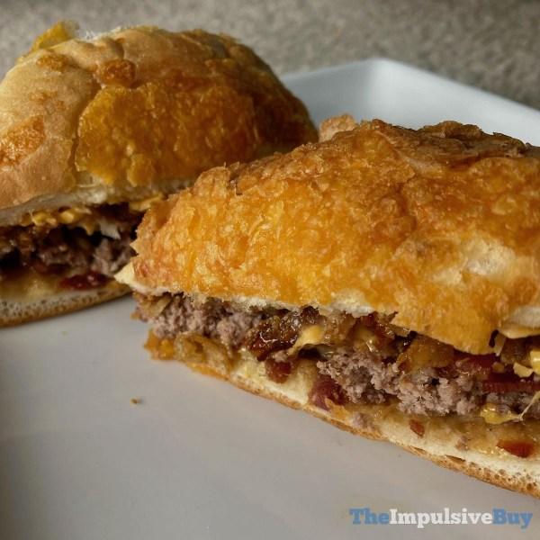 Wendy s Big Bacon Cheddar Cheeseburger  2