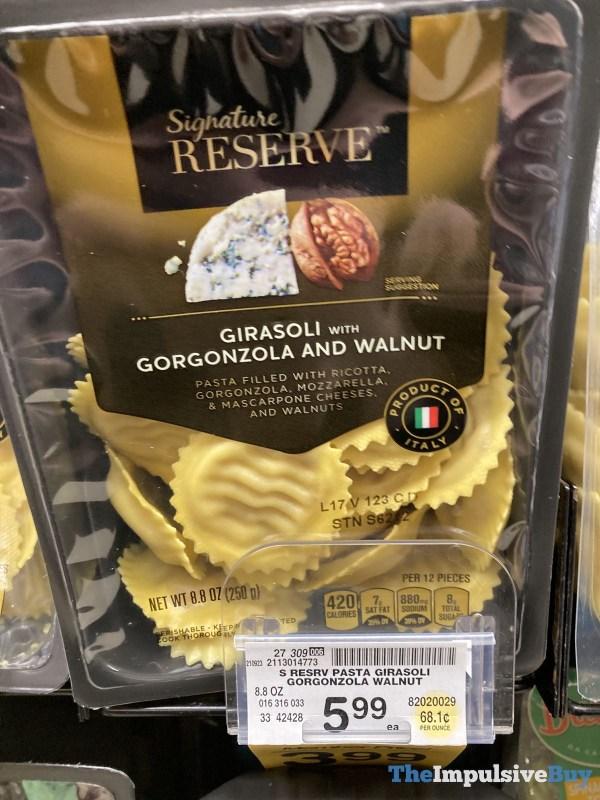 Signature Reserve Girasoli with Gorgonzola and Walnut