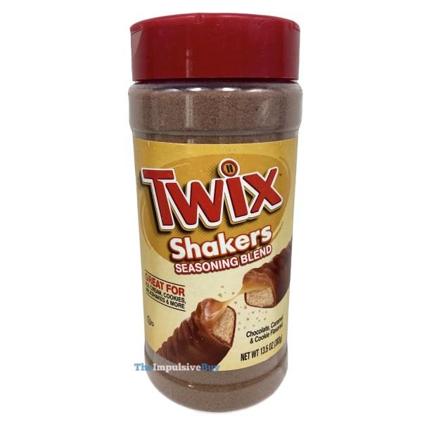 Twix Shakers Bottle