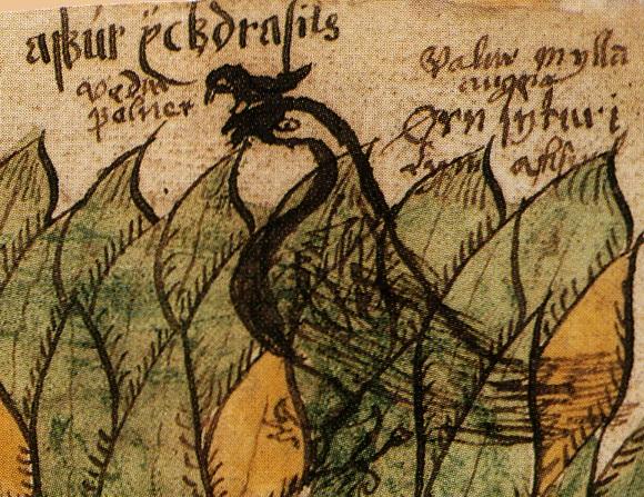 Norse mythology Hræsvelg