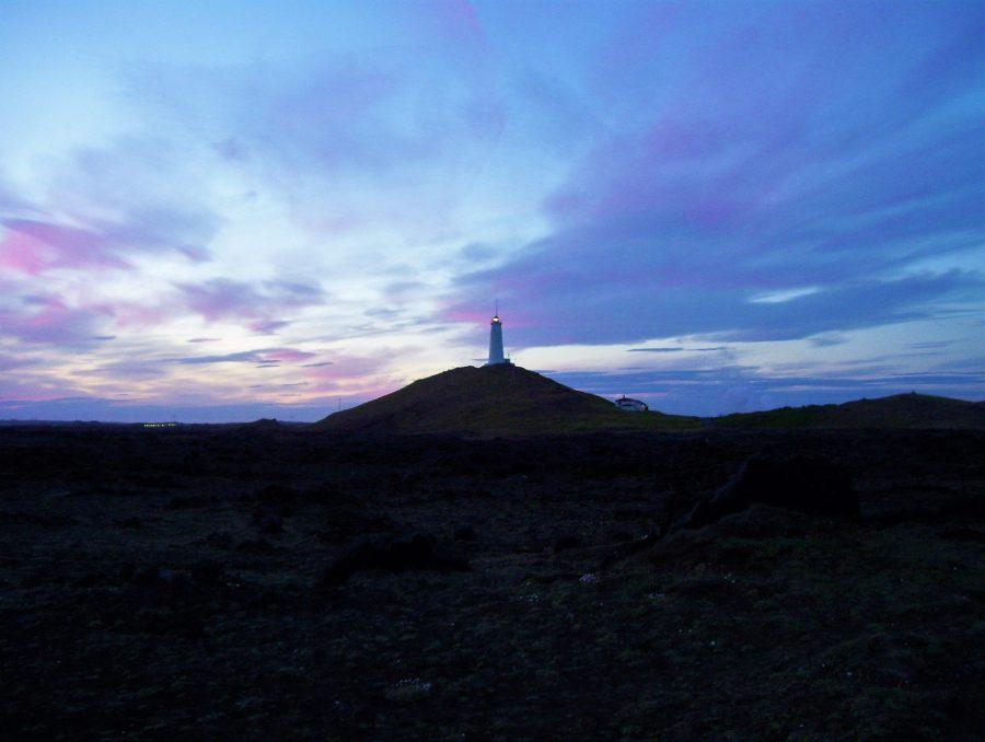Lighthouse, Iceland