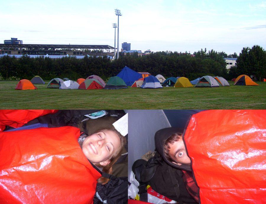 Reykjavik Camping, Iceland
