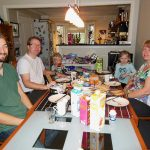 siv karin and family