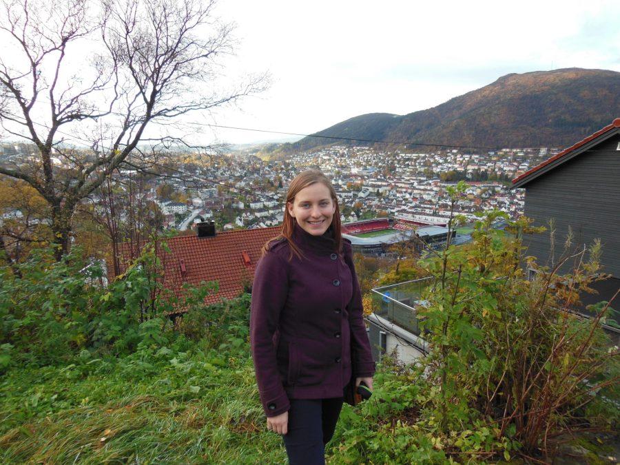 Montana overlooking Bergen