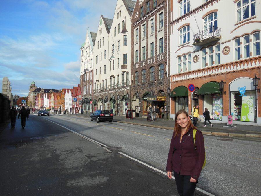 Ashleigh, Bergen, Norway