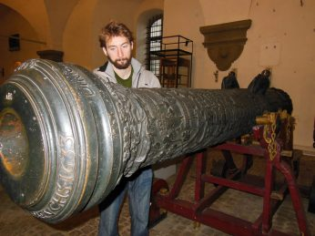 Nathanael, Weapons Museum, Denmark