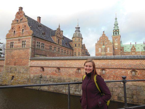 Ashleigh, Frederiksborg Castle, Copenhagen, Denmark