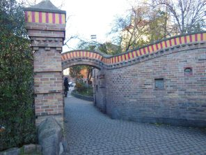 Entry to Christiania