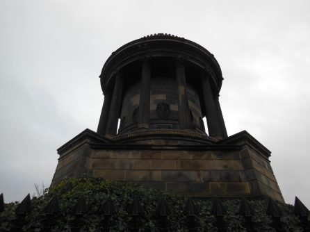 Robert Burns Monument.