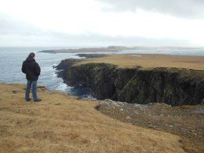 Keen of Hamar, Unst, Shetland