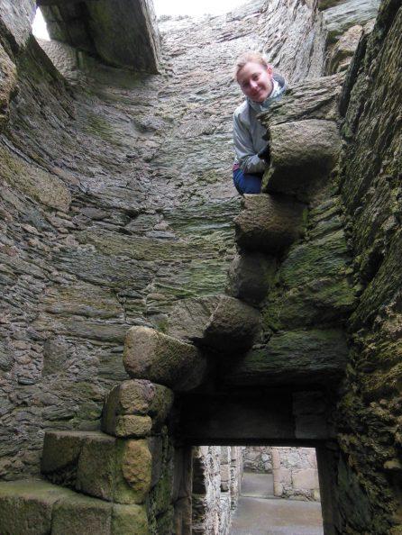Muness Castle, Unst, Shetland