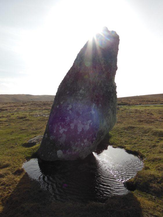Bordastubble Stone, Unst, Shetland