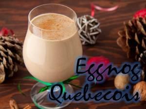 Eggnog Quebecois