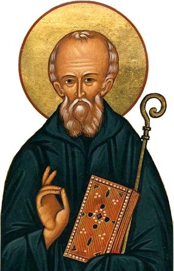 Saint Columba of Iona