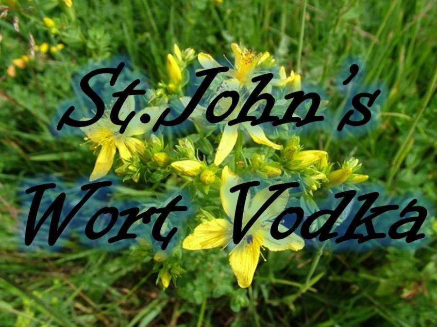 st john's wort vodka