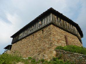 Glozhene Monastery Wall (14th century)